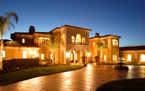 Die eigene Villa
